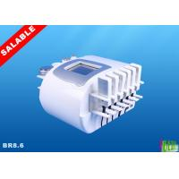 Cheap Air Cooled Ultrasonic Liposuction Cavitation Slimming Machine On Board Diagnostics Safety wholesale