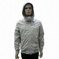 Cheap Unisex Fleece Jacket/Coat, Ideal for Outdoor and Casual Wear, Waterproof, Breathable for sale