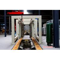 Quality AAC Block production line Horizontal AAC Cutting Machine , Steel wire for wholesale