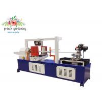 Buy cheap Customized Design XFJG-100CN Paper Tube Making Machine from wholesalers