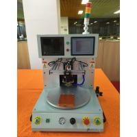 Cheap Hot Bar Soldering Machine Thermode Pulse Heating With Turnable Fixture for sale