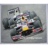 Cheap Unique work of arts - Sports oil painting from China supplier for sale