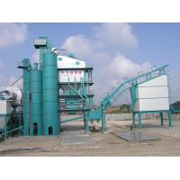 Cheap Road Building Machines Asphalt Batching Plant With 30T Container Type Diesel And Bitumen Tank for sale