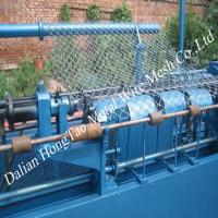 Cheap Chain Link Fence Machine for sale