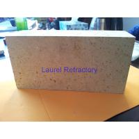 Cheap Steel Furnaces Fire Brick Refractory , High Alumina Refractory Bricks for sale
