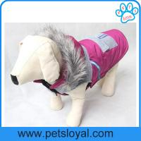 Cheap Factory Wholesale Pet Product Supply Warm Winter Pet Dog Clothes for sale