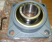 Cheap NSK UCF320 Square flanged unit with shaft 100mm for sale