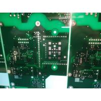 Cheap FR-4 ITEQ 1.50-1.60mm Thick Double Sided PCB 1oz Copper Green Solder Mask wholesale