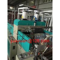 Cheap Garbage Poly Nylon / Polythene Carry Bag Manufacturing Machine Width 100-1000mm for sale