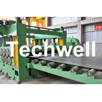 Cheap Double Support Uncoiler Stainless Steel Cut To Length Machine Line TW-CTL1250 for sale