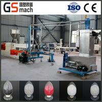 Cheap TPU Shoe Sole Material Twin Screw Compounding Extruder for sale