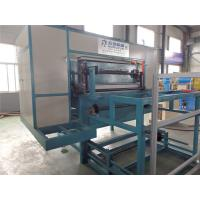 Cheap Coal Fuel Type Egg Tray Production Line , Roller Type Paper Egg Tray Moulding Machine for sale