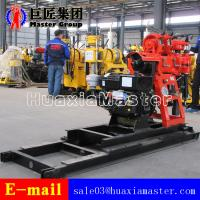Cheap HZ-130YY Portable hydraulic well drilling machine bore well drilling machine has high oil pressure and more efficiency for sale