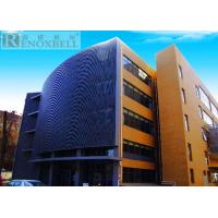 Decoration Exterior Metal Wall Panels For Facade System Cladding Wall