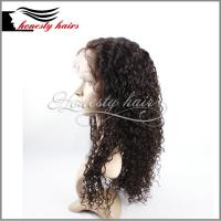 Cheap Full lace wig,100% remy hair, Full lace/Front lace/Machined wig can be customized. for sale