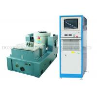 Buy cheap OEM Vibration Integrated Test Machine , Vibration Shaker Table Systems 600kgf from wholesalers