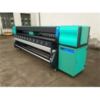 Cheap 3.2m Economical High Resolution and Speed Eco Solvent Printer with 4pcs DX6heads for sale