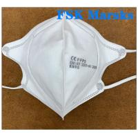 Cheap Dustproof Disposable FFP2 Mask Respirator Medical Individual Package Splash Proof for sale