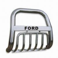 Buy cheap Stainless Steel Grille Guard, Available in Silver from wholesalers