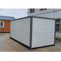 Cheap Eco Friendly Prefab Modular Housing Convenient EPS Sandwich Roof Panel for sale