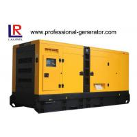 Cheap 50Hz 230V 6-cylinder water-cooled Diesel Generator 250kw Powered by Cummins Engine for sale