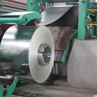 0.3 - 3.5mm Thickness galvanized steel plate / GI Coil corrosion resistance