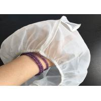 China Water Polyester Pool Liquid Filter Bag Plain Woven Type Customized Size on sale