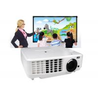 Buy cheap HD 3LCD 3LED Short Throw Education Projector 1080p With Built In PC Android Wifi from wholesalers