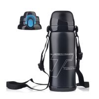 Cheap Outdoor Stainless Steel 90x19mm Thermos Vacuum Insulated Bottle for sale