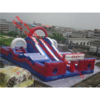 Cheap Inflatable CastleLarge Inflatable Bounce Castle Bouncing castlesInflatable obstalce course for sale