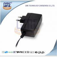 Cheap EU Plug 350Ma Constant Current Driver For LED , Constant Current Constant Voltage Power Supply for sale