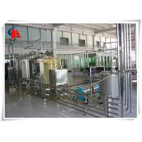 Buy cheap Compact Structure Commercial Water Purification Systems Stainless Steel Food from wholesalers