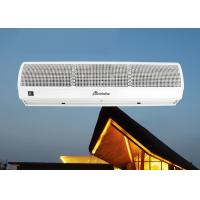 China Low Noise Compact Air Curtain 40 Inch , Door Air Cutter With Touch Switch on sale