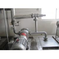 Cheap Industrial Liquid Hand Wash Making Machine Low Power Consumption for sale