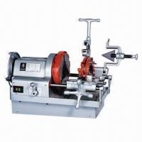 Cheap Pipe Thread Machine with 750W Power, Rotation Speed Measures 26/9rpm for sale