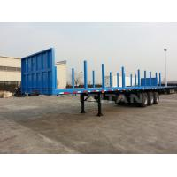 Cheap Container Handling log carrier Trailers for sale