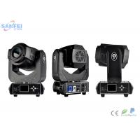 Cheap 50Hz 90W Spot Moving Head Light for night club / 9 Colors and 8 gobos for sale