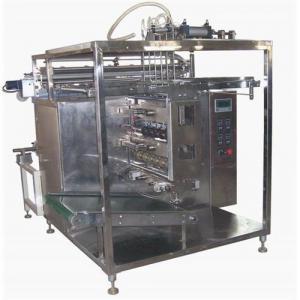 China 6 lanes liquid packing machine on sale