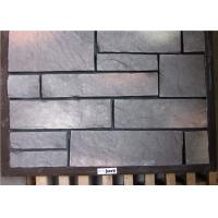 Cheap High Strength Artificial Wall Stone Color Customized Irregular Coner Size wholesale