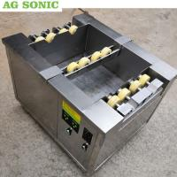 China SUS Material Ultrasonic Cleaner For Ceramic Anilox Rolls Ink Remove on sale