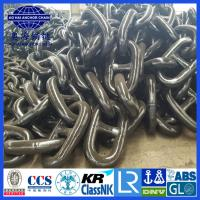Cheap Stud Link Anchor Chain With KR LR BV NK ABS cert.-Aohai Marine China Largest Factory with Military cert. for sale