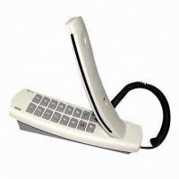 Cheap USB/VoIP Phone with Keypad in Fashionable Design, Supports Skype for sale