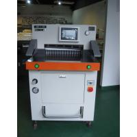 Cheap DB-490V8-1 49cm A4 Paper Cutting Machine With Hydraulic Program Control for sale
