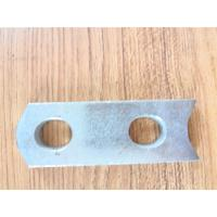 Buy cheap Rust Resistant Concrete Lifting Inserts 7.5T Precast Construction Fittings from wholesalers