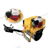China Mini self-propelled hand held type single drum vibratory road roller SH-30/SH-30C on sale