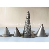 Cheap Manufacturers supply a variety of different specifications conical stainless steel punching filter stainless steel shape wholesale