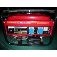 Cheap Home use 5kw gasoline  generator  key start with brushless alternator  factory price for sale