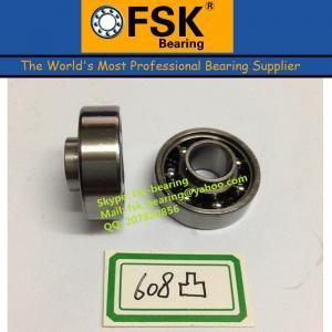 Cheap Precision Bike Ball Bearings 608 Single Convex Bearings 8*22*10mm for sale
