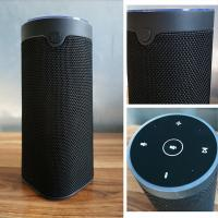 Cheap Voice Controlled Intelligent Smart AI Speaker Support Apple ' S Airplay for sale