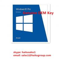 Cheap Online  8 Product Key Code ,  8.1 Professional OEM Single Key for sale